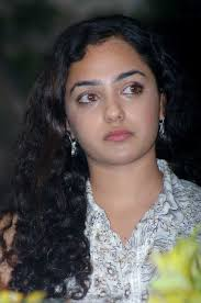 beauty galore hd nithya menon without makeup public appearance malam film actress gallery make up