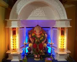 ganesh chaturthi decoration idea my decorative