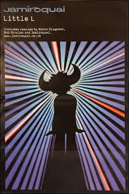 Original Jamiroquai poster for Little L ...