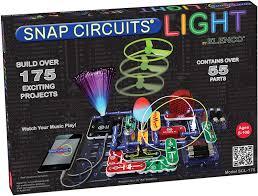Snap Circuits Light Up Science Kit Amazon Com Snap Circuits Light Electronics Exploration Kit