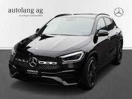 Позднее в гамму войдут дизельные исполнения и. Buy New Car Suv Mercedes Benz Gla Klasse Gla 250 Amg Line 4matic 10 Km At 62200 Chf On Carforyou Ch