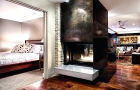 Floating Shelves Beside Fireplace  HouzzFloating Fireplace