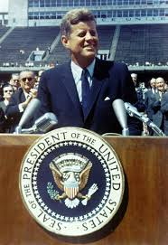 we choose to go to the moon  john f kennedy speaks at rice university jpg