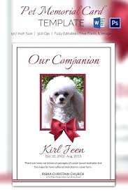 Memorial Card Template Memorial Card Templates For Word Free Template Microsoft