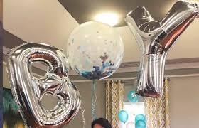 Boy Balloons