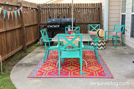 bright colored patio chairs chair design ideas