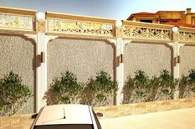 Small Picture boundary wall design by Israr Ahmed at Coroflotcom