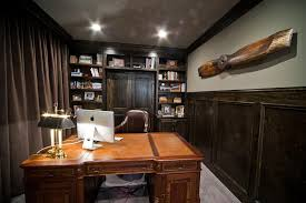 vintage office decorating ideas. Wooden Home Office Decor Offices Designs Desks And Vintage Decorating Ideas