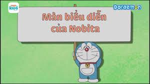 Doraemon S9 : Tập 444 : Màn Biểu Diễn Của Nobita ( Doraemon Tiếng Việt )