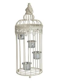 Tea Light Birdcage Vintage Style Birdcage Candle Holder Matalan Tea Lights