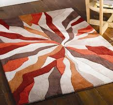easy burnt orange rugs design 2018 cool red rug positive 8