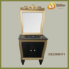 Used Bathroom Sinks China Antique Bathroom Vanity Single Sink Suppliermanufacturer