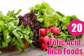 77 Rational Folic Acid Food