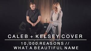 Easter Medley Anthem Lights Sheet Music Worship Medley 10 000 Reasons What A Beautiful Name