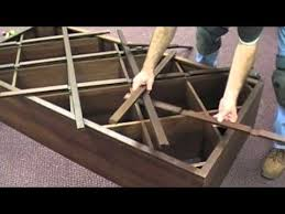 Image Kitchen Cabinet How To Assemble Six Foot Diamond Bin Wine Rack With Face Trim Youtube How To Assemble Six Foot Diamond Bin Wine Rack With Face Trim