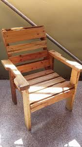 diy furniture made from pallets. diy recycled wooden pallet chair diy furniture made from pallets n