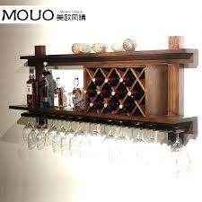 wooden wall mounted wine rack wall wine glass rack wine rack wall mount stunning wood wall