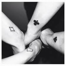 74 Matching Tattoo Ideas To Share With Someone You Love Tatoo