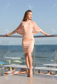 Free Posing Image Photo Hotel's Is Stock A Royalty Picture 83139769 Balcony Transparent Lady On Image Good-looking And