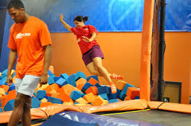 sky zone levittown