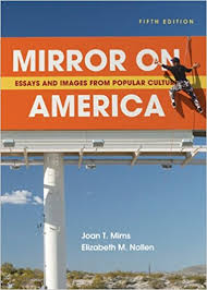 mirror on america essays and images from popular culture joan t  mirror on america essays and images from popular culture 5th edition
