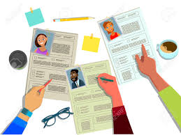 Resumes Search The Hr Manager Reviews The Resumes Of Candidates For Jobs Of
