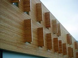 Stamisol FI with wood cladding