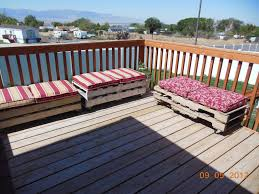 wooden pallet patio furniture. DIY Furniture Out Of Pallets | She Desperately Wanted Some Patio Furniture. I Had Several Wooden Pallet