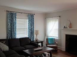 after much deliberation white blinds living room71 white
