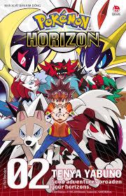 Truyện Pokemon Horizon – Siêu Thị Sách & Tiện Ích Nhân Văn