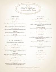 French Fine Dining Menu Design Templates By Musthavemenus