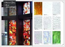 plexiglass stained glass 1 4 sheet blue on clear sheets window