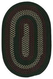 deerfield rug hunter green contemporary outdoor rugs by bisonoffice