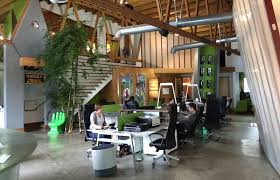 Inspiring innovative office Interior Design Snacknation 15 Creative Office Layout Ideas To Match Your Companys Culture