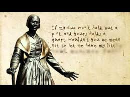 Sojourner Truth Quotes Cool Grunge Template