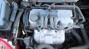 Chevrolet Kalos 1.2 Engine 2005 - YouTube