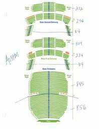 Arlene Schnitzer Concert Hall Seating Chart 54 Eye Catching Bass Concert Hall Seating View
