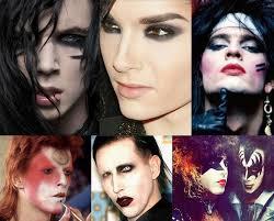 2 rocker makeup