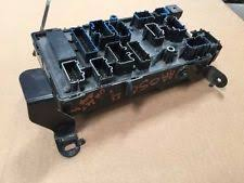c fuse box 05 06 07 ford f250sd 6 0l 97k under dash fuse box 5c3t 14a067