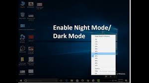 Blue Light Filter Windows Phone How To Set Night Mode For Windows 7 8 10 Blue Light Filters Prevent Eyes Strain And Damage 2018