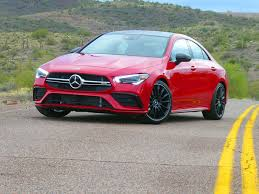 What's newthe cla has been redesigned for 2020; 2020 Mercedes Amg Cla 35 Test Drive
