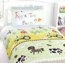 tractor bedroom sets impressive apple tree farm bedding set from rooms throughout kids modern toddler bed tractor bedroom sets bedding
