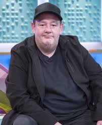 & @robin_askwith will be on. Heartbroken Johnny Vegas Reveals His Mum Patricia Has Died As Comic Shares Loving Tribute