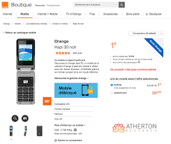 French Telecom Operator Orange Recalls Cell Phone Over