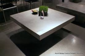 stylish cement coffee table with coffee table great cement coffee table in inspiration interior