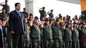 Resultado de imagen para discurso militar en venezuela 2017