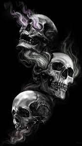 Skull wallpaper iphone ...