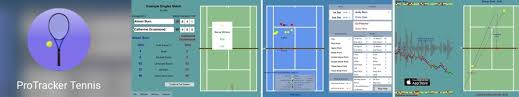 Protracker Tennis Software For Match Charting Stats And