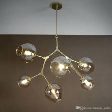 tags replica bubble chandelier contemporary lindsey adelman lighting