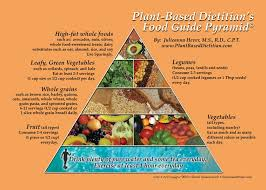 Plant Based Diet Chart The Plant Based Food Guide Pyramid And Plate Plant Based